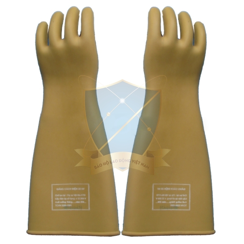Găng tay cách điện 22KV VICADI