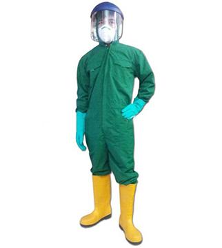 Quần áo chống hóa chất BHLĐ VN
