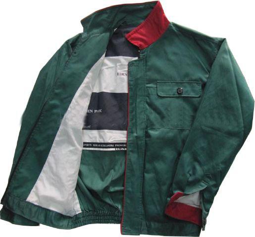 Áo khoác bảo hộ 2 lớp vải Nhật