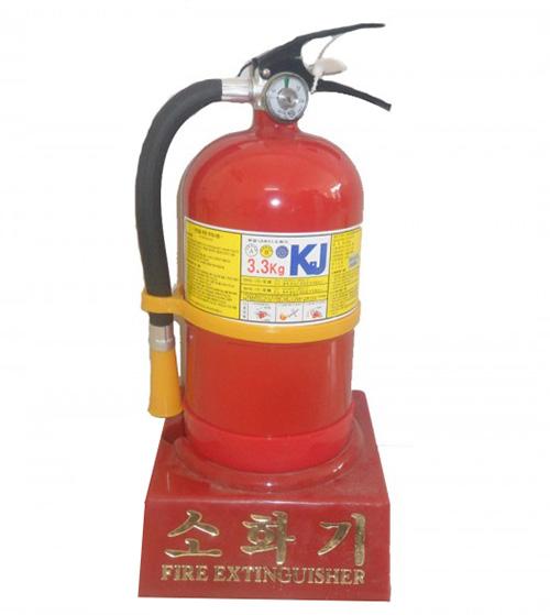 Bình chữa cháy Hàn Quốc 3,3 Kg ABC