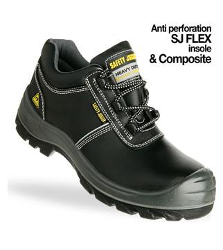 Giày da bảo hộ jogger Aura S3