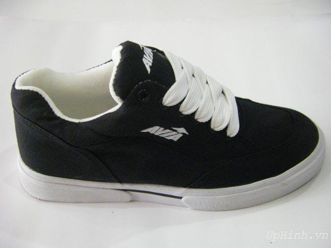 Giày vải AVIA màu xanh