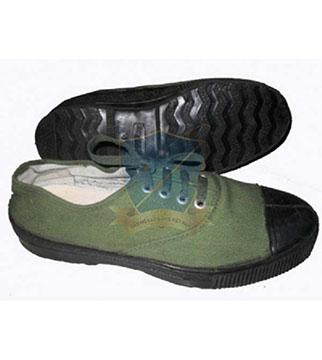 Giày vải bộ đội X26 cấp phát thấp cổ