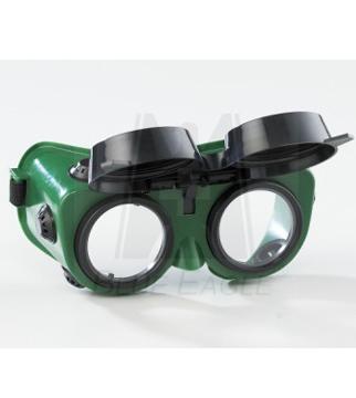 Kính bảo hộ hàn hơi 2 lớp mắt kính
