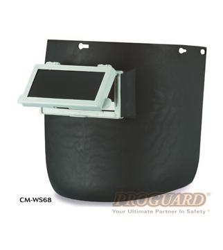 Mặt nạ hàn CM -WS68 kết hợp mũ bảo hộ
