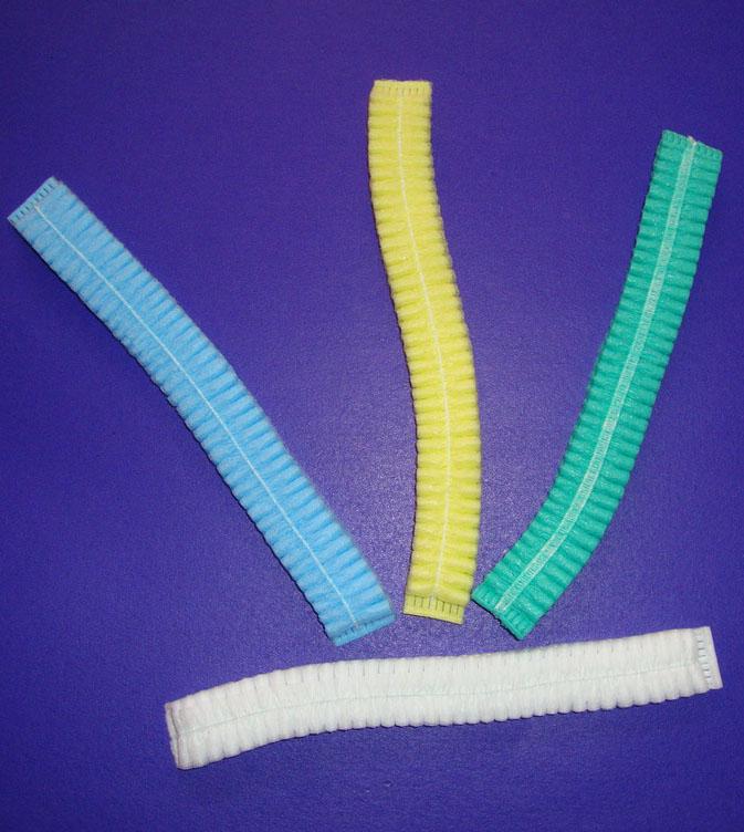 Mũ giấy bao tóc vải các màu