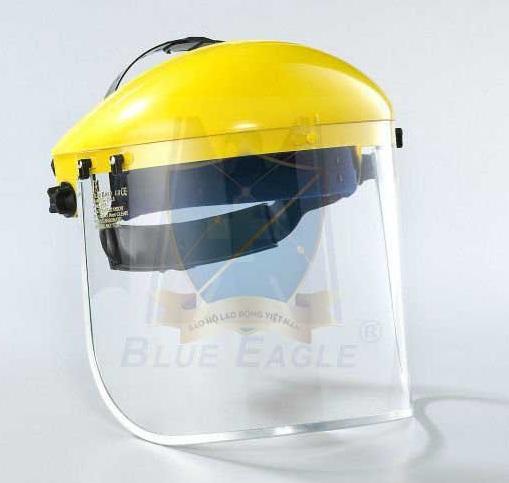 Mũ kính bảo hộ bảo vệ che mặt