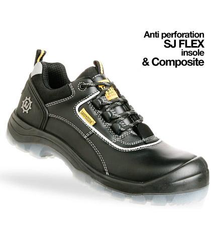 Giày da bảo hộ jogger Nova S3