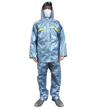 Quần áo tráng cao su chống hóa chất, acid