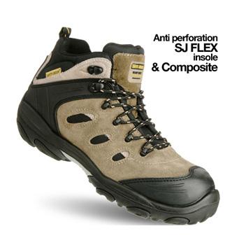 Giày da bảo hộ jogger Xplore S3