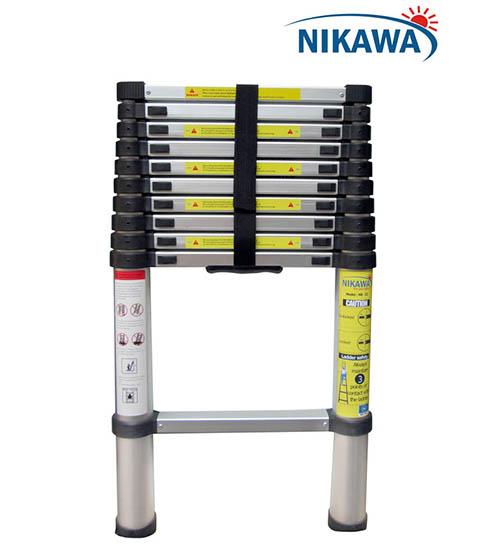 Thang nhôm rút gọn thông minh Nikawa NK-32