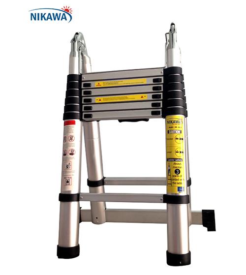 Thang nhôm rút gọn thông minh Nikawa NK-38AI