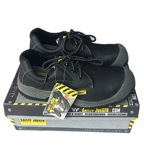 Giày da bảo hộ jogger Safetyrun S3