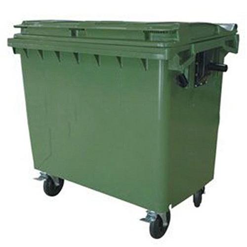 Thùng rác nhựa 660L Nhật Quang