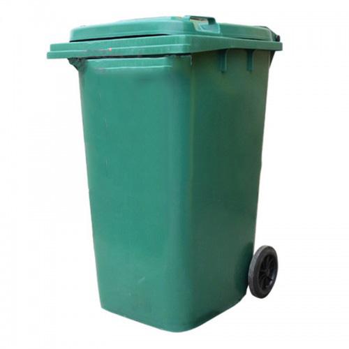 Thùng rác nhựa 80L Nhật Quang