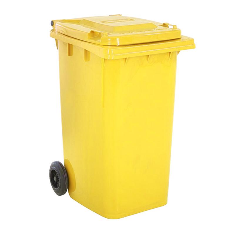 Thùng rác nhựa y tế 240L Nhật Quang