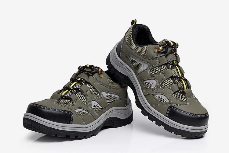 Giày da bảo hộ TEnma sport 1