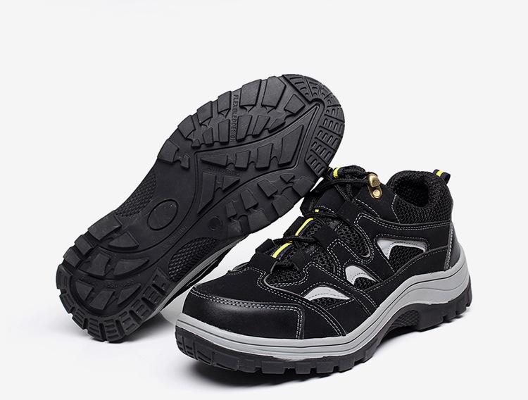 Giày da bảo hộ TEnma sport 2