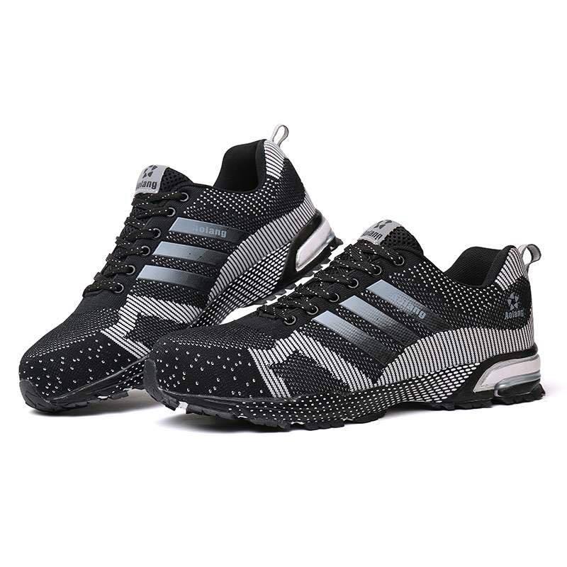 Giày bảo hộ cao cấp Aolang black siêu nhẹ