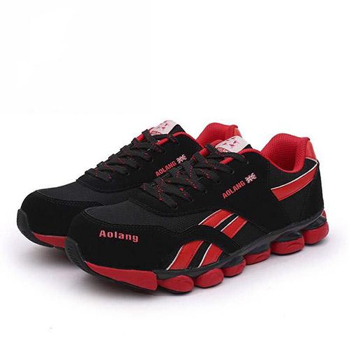 Giày bảo hộ thể thao cao cấp Aolang Red siêu nhẹ