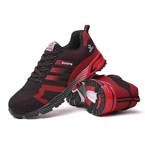 Giày bảo hộ cao cấp Aolang Red siêu nhẹ