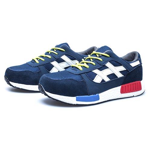 Giày bảo hộ thể thao cao cấp Hunter siêu nhẹ màu xanh