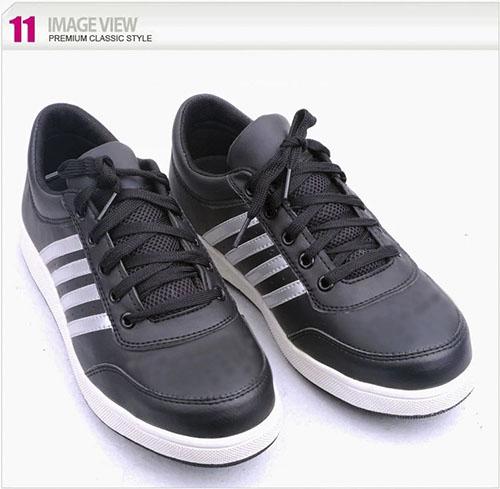 Giày bảo hộ thể thao Hunter Thái Lan màu đen