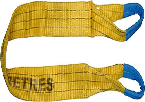 Dây cáp vải cẩu hàng loại 3 tấn dài 2m