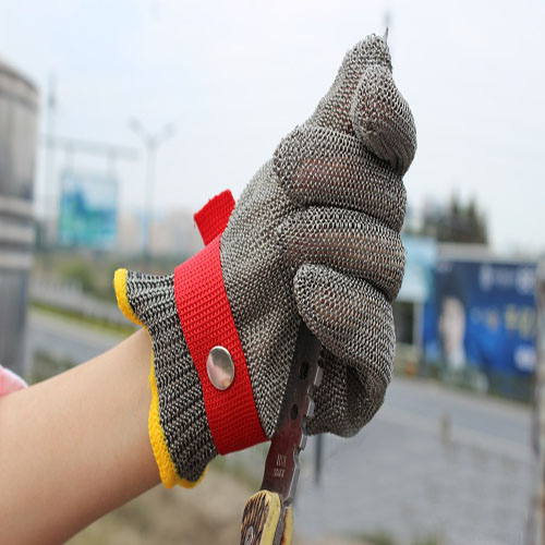 Găng sợi sắt chống cắt ASIA