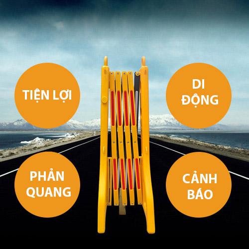 hang rao canh bao di dong