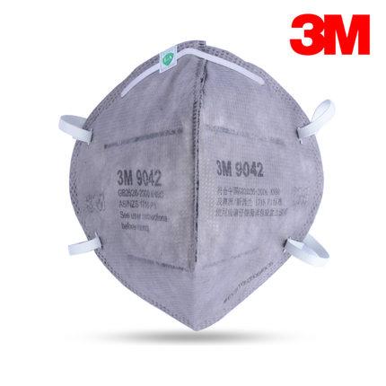 [Còn hàng]Khẩu trang giấy 3M 9042 N95 chống virus, bụi loại than hoạt tính