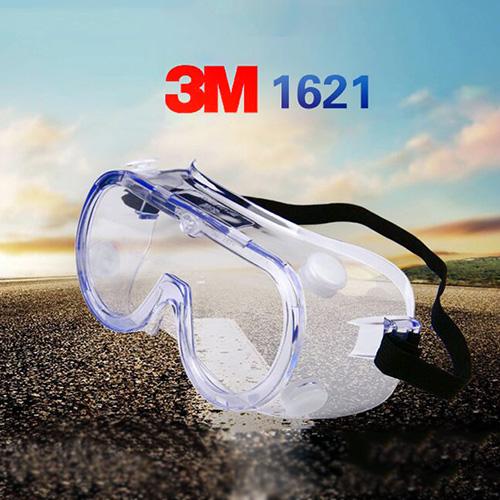 Kính bảo hộ dẻo chống hoá chất 3M 1621