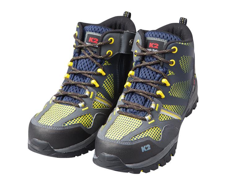 Giày bảo hộ Hàn Quốc K2-66 Y4