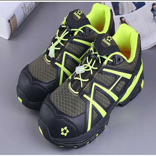 Giày bảo hộ thể thao cao cấp Aolang Green 02