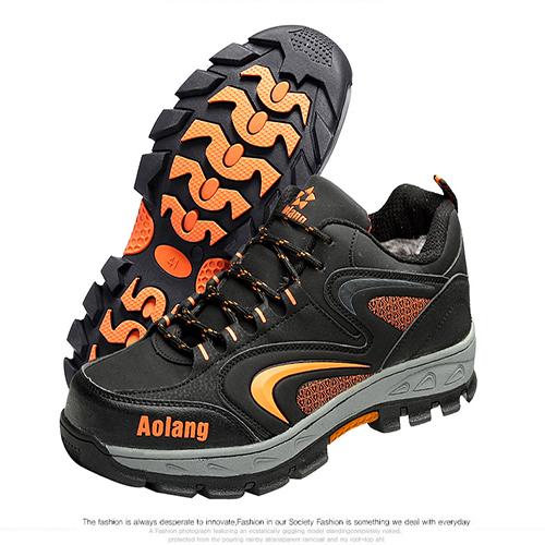 Giày bảo hộ thể thao cao cấp Aolang Orange siêu nhẹ