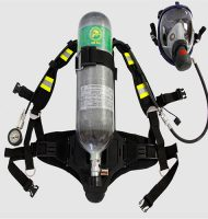 Bình dưỡng khí và mặt nạ oxy