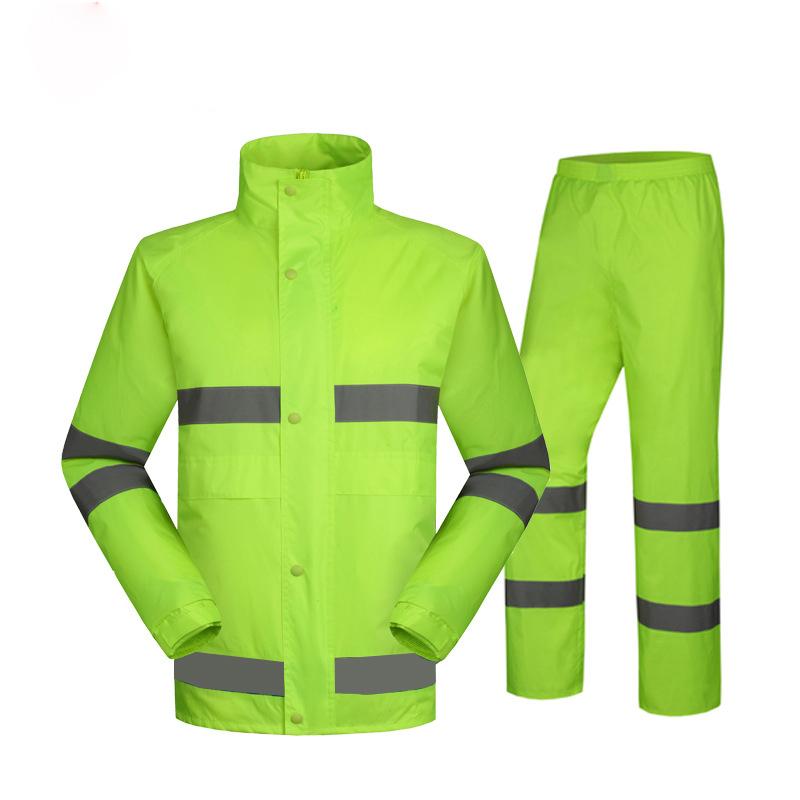 Bộ quần áo mưa phản quang police – Nepa Hàn Quốc