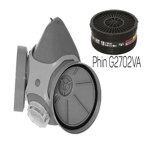 Mặt nạ phòng độc Restech RM 3000 + phin G2702VA