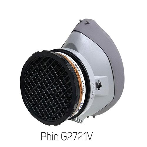 Mặt nạ phòng độc Restech RM 7100 + Phin G2721V