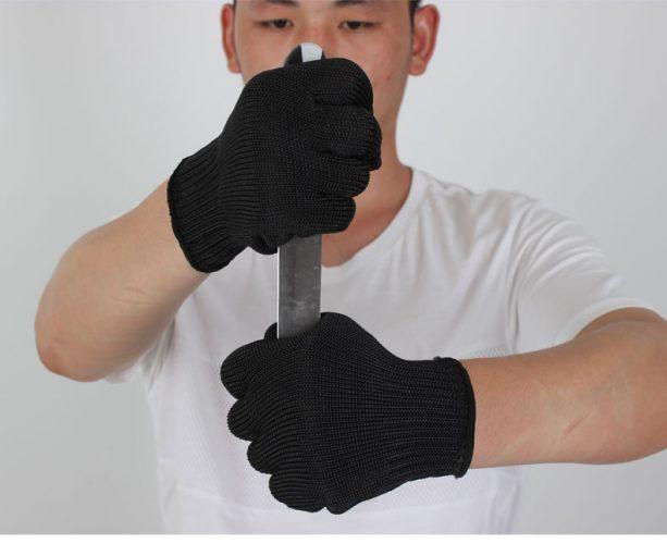 Găng tay sợi chống cắt cao cấp