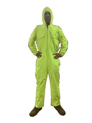 Bộ quần áo liền quần chống hóa chất, kiềm, axit …