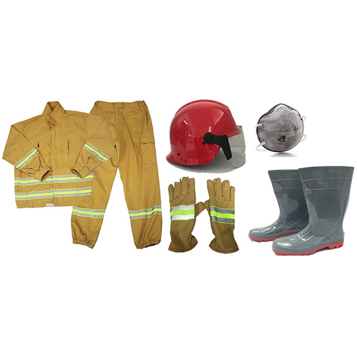 Nguyên Bộ quần áo phòng cháy chữa cháy thông tư 48
