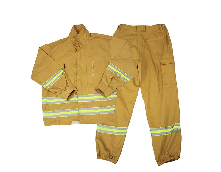 Bộ quần áo phòng cháy chữa cháy theo thông tư 48
