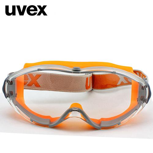 Kính bảo hộ lao động chống hoá chất UVEX