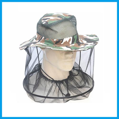 Mũ trùm đầu chống côn trùng đốt