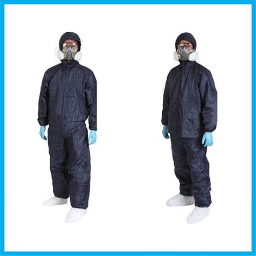 Bộ quần áo chống hóa chất phòng dịch Hàn Quốc