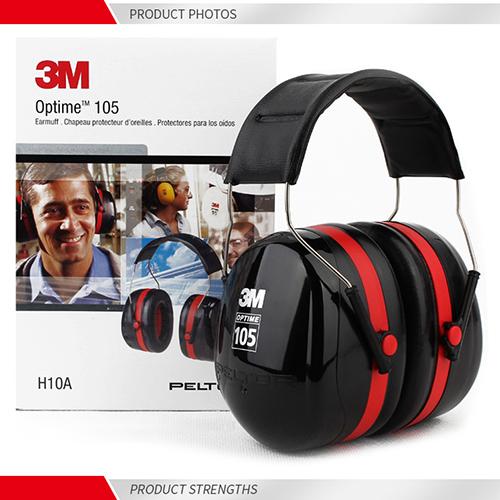 Ốp tai chống ồn 3m H10A