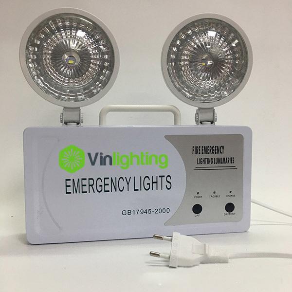 Đèn chiếu sáng thoát hiểm khẩn cấp sự cố mắt cua Vin-SC-004