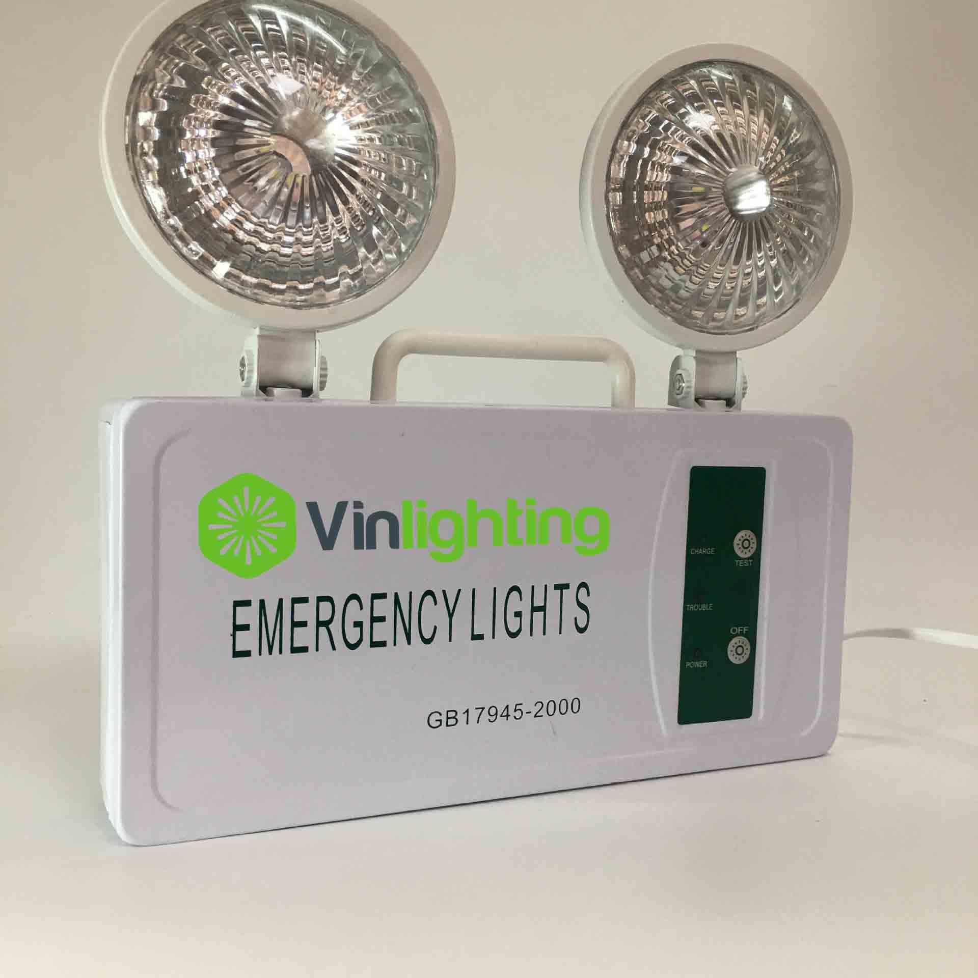 Đèn chiếu sáng thoát hiểm khẩn cấp sự cố mắt cua Vin-SC-005