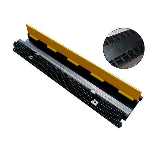 Gờ cao su bảo vệ luồn dây điện ngầm chịu lực 20 tấn